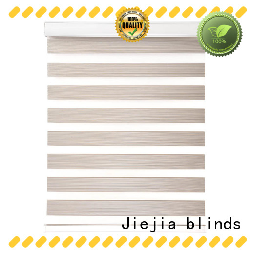 Jiejia zebra blinds wholesale sunscreen restaurant